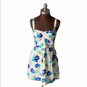 American Eagle Cotton Floral Print Sundress Size S